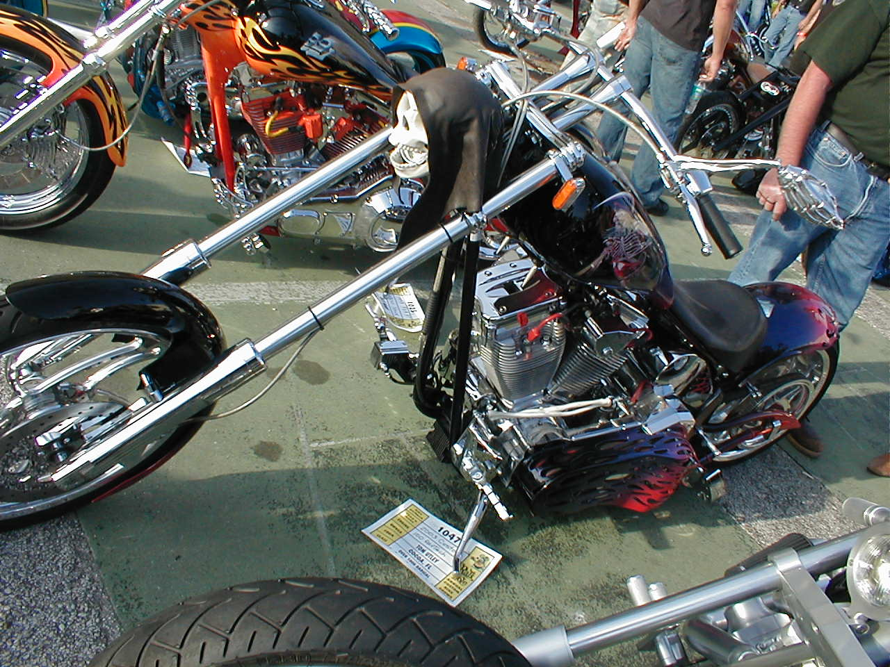 Daytona bike week annual florida motorcycle rally reserve your bike